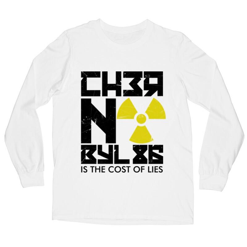 Csernobil Cirill Hosszú ujjú póló