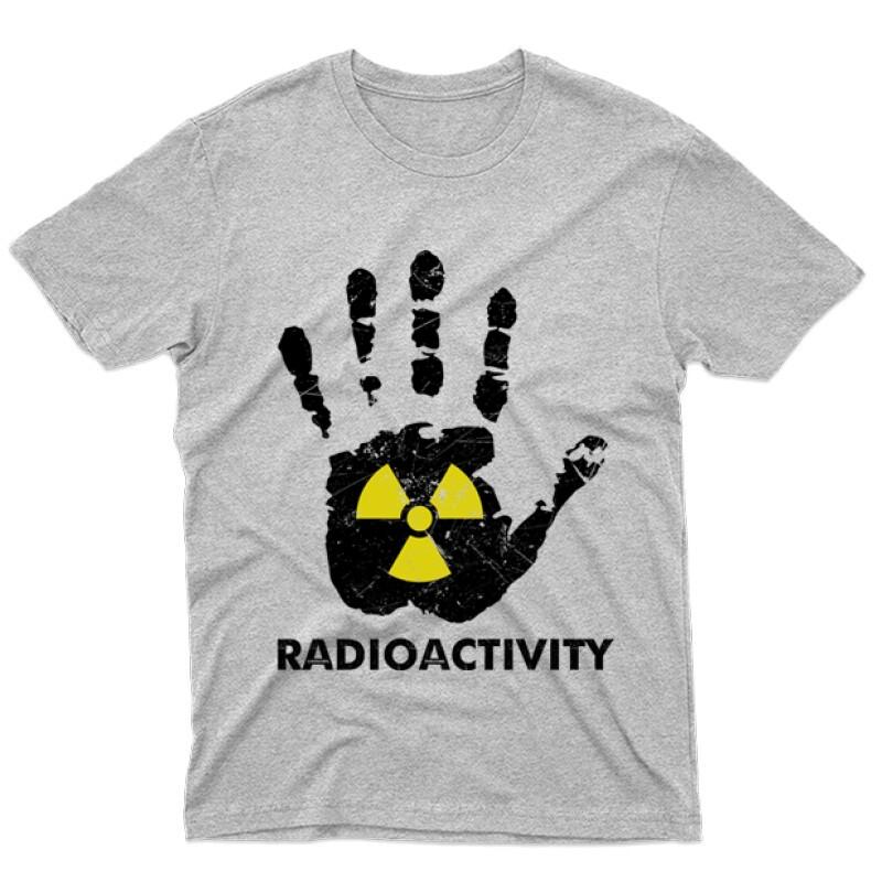 Radioactivity Férfi póló