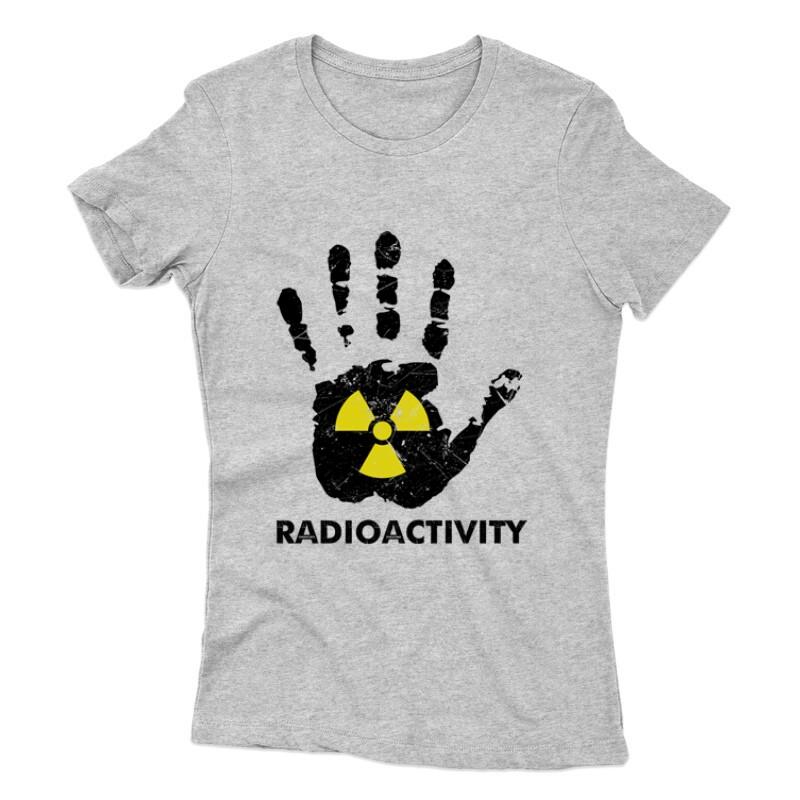 Radioactivity Női póló