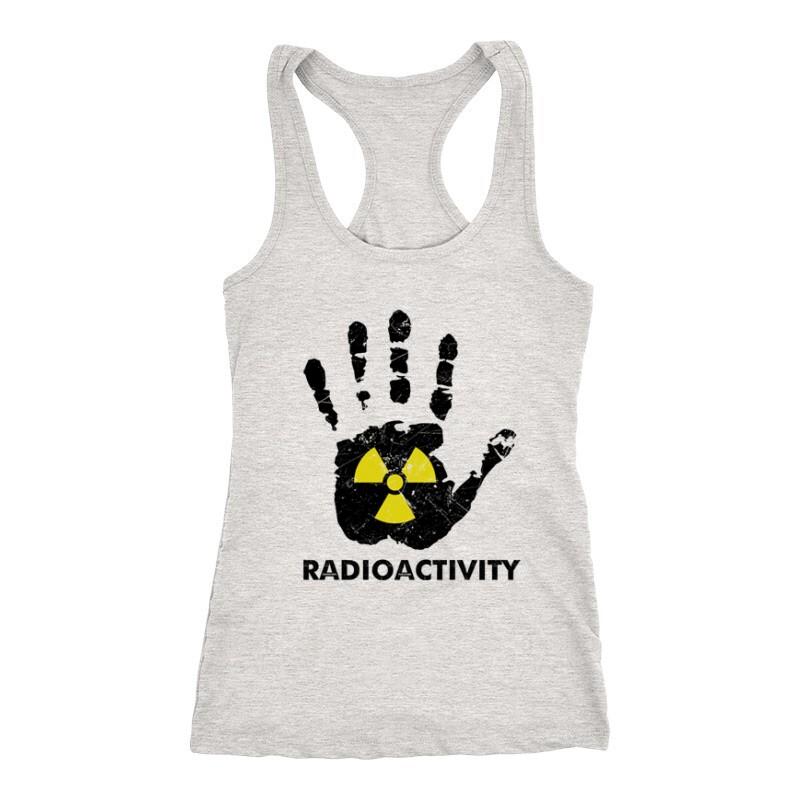 Radioactivity Női Trikó
