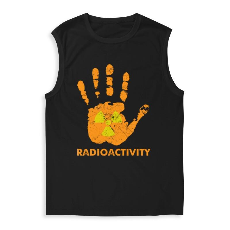 Radioactivity Férfi Trikó