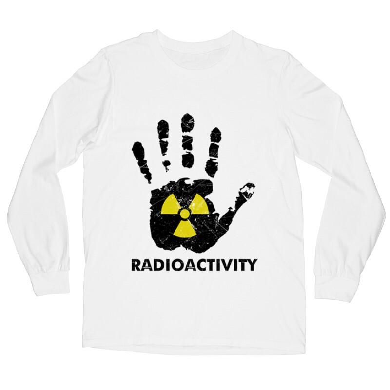 Radioactivity Hosszú ujjú póló