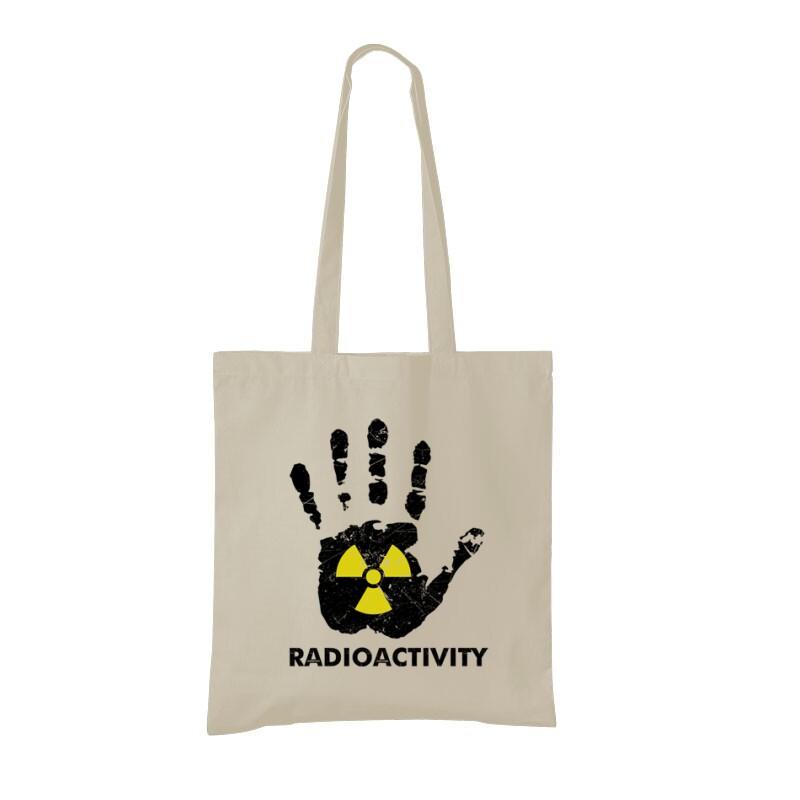 Radioactivity Bevásárló táska