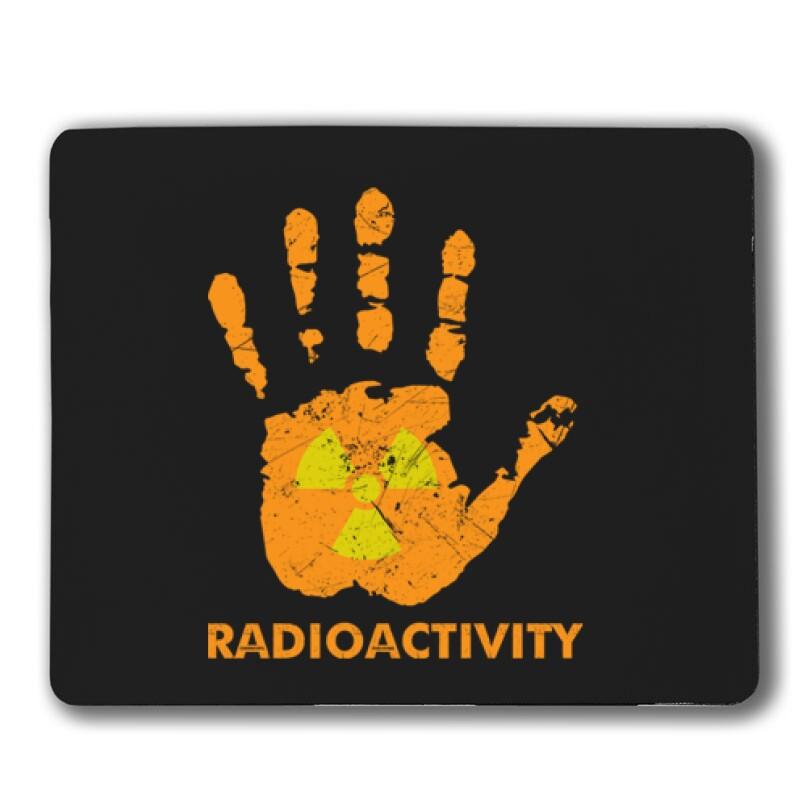 Radioactivity Egérpad