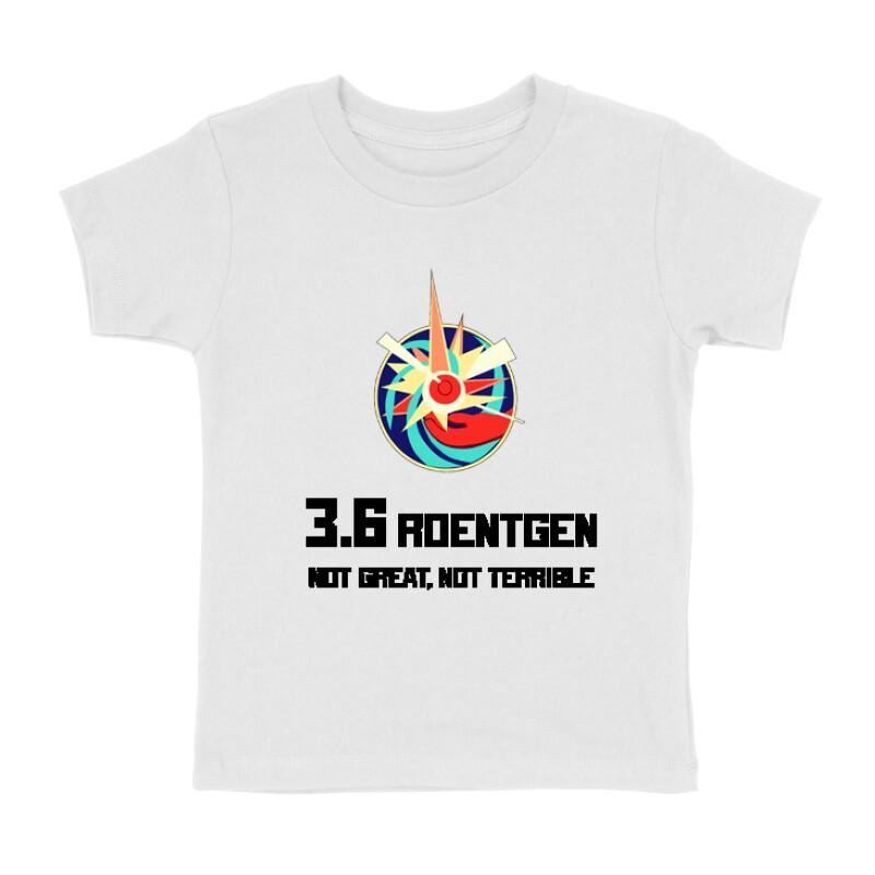 3,6 Roentgen Pripjaty Gyermek póló