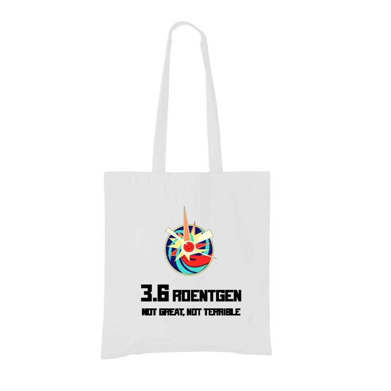 3,6 Roentgen Pripjaty Bevásárló táska