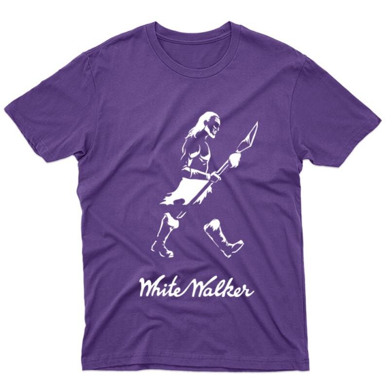 White Walker Férfi póló
