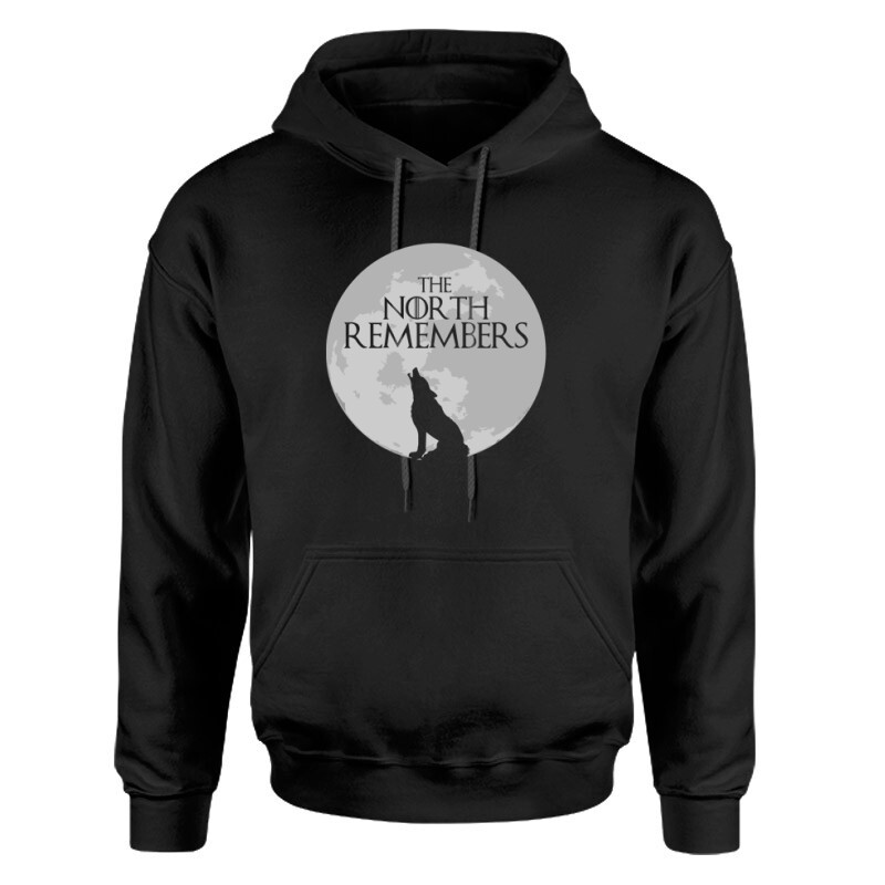 The North Remember(Moon) Unisex pulóver