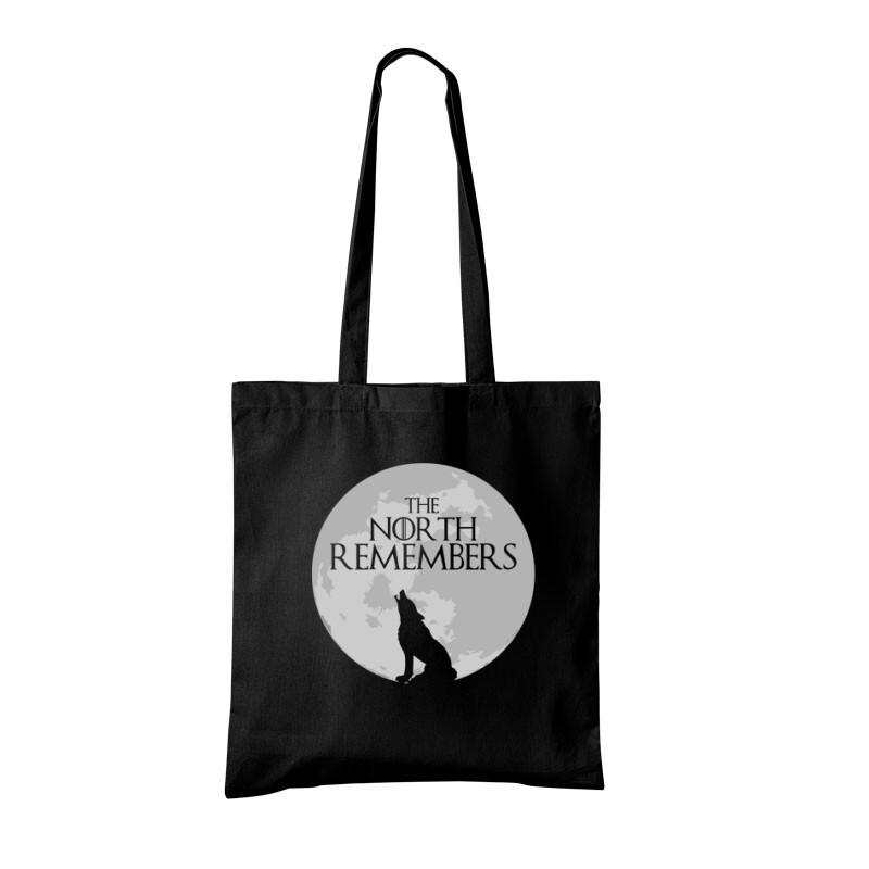The North Remember(Moon) Bevásárló táska