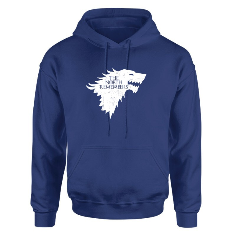 The North Remember(Wolf) Unisex pulóver