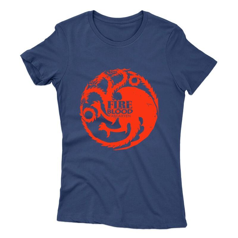 Targeryen Női póló