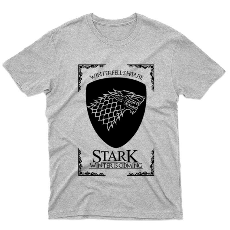 Winterfell's House Férfi póló