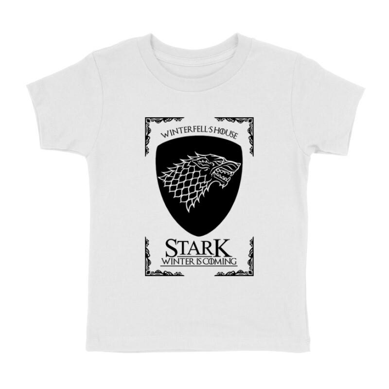 Winterfell's House Gyermek póló