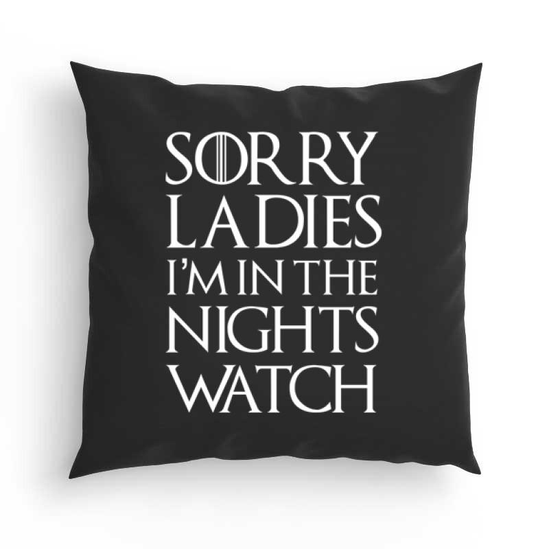 Sorry Ladys Párna