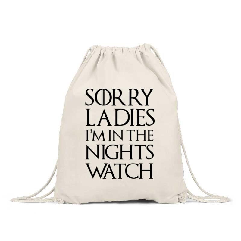 Sorry Ladys Tornazsák