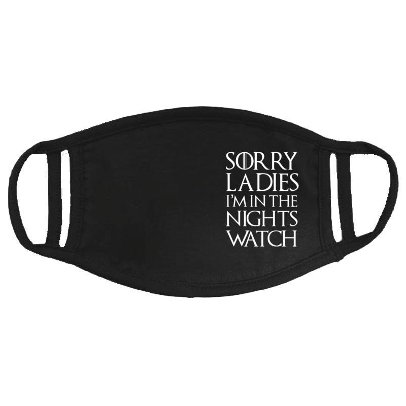 Sorry Ladys Arcmaszk