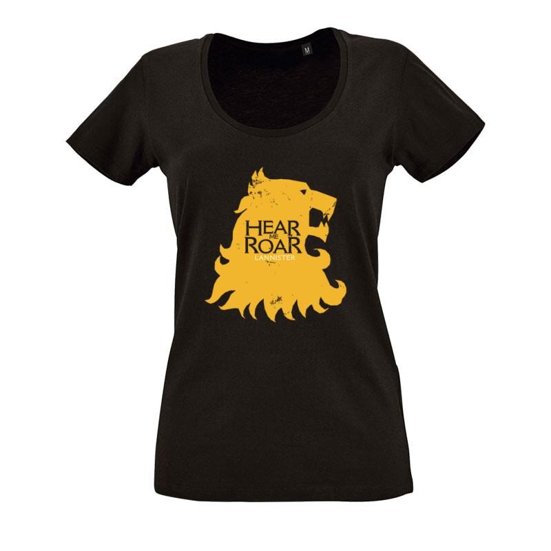 Lannister O nyakú női póló