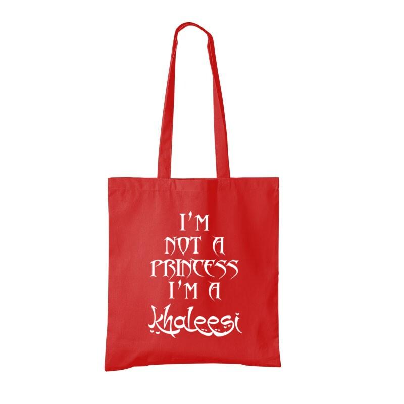 Khaleesi Bevásárló táska