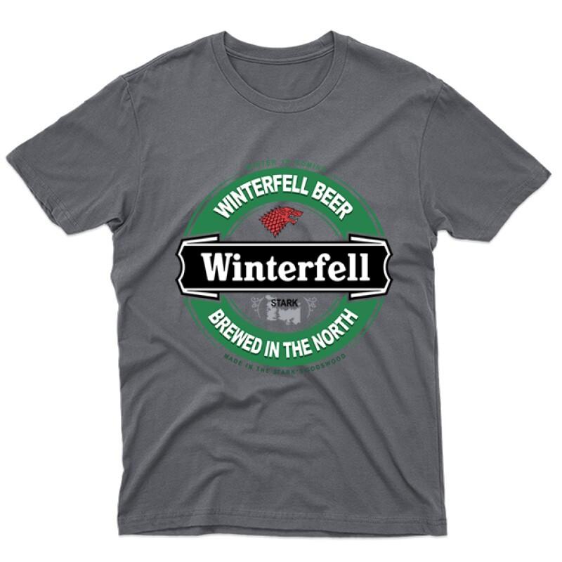 Winterfell Beer Férfi póló