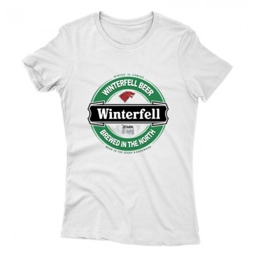 Winterfell Beer Női póló