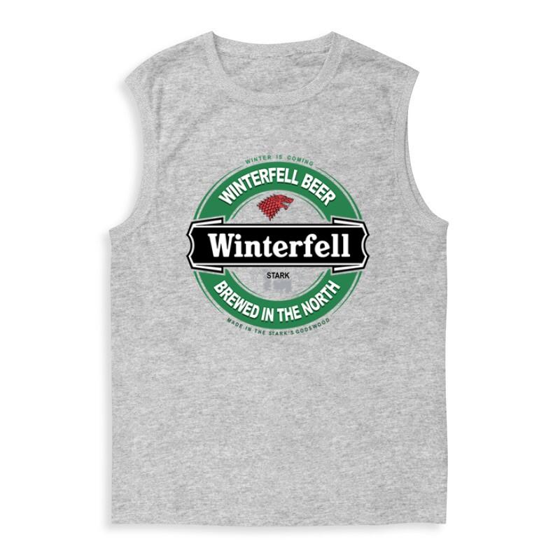 Winterfell Beer Férfi Trikó
