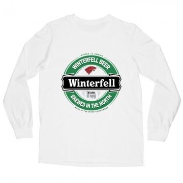 Winterfell Beer Hosszú ujjú póló