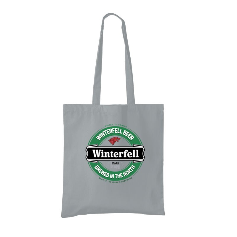Winterfell Beer Bevásárló táska