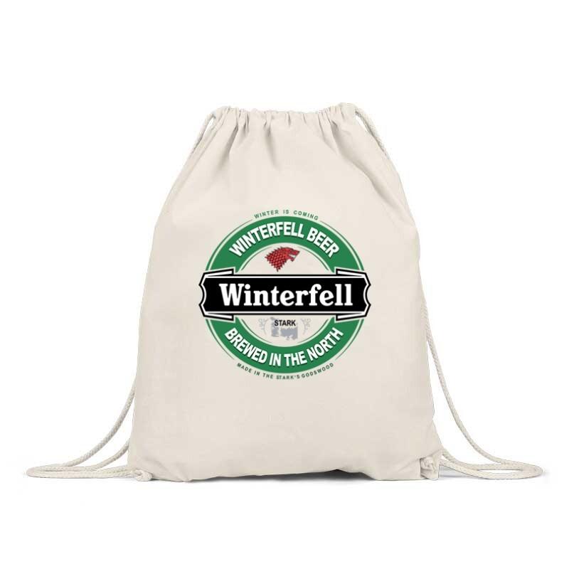 Winterfell Beer Tornazsák