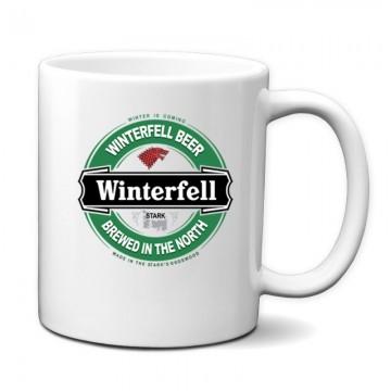 Winterfell Beer Bögre