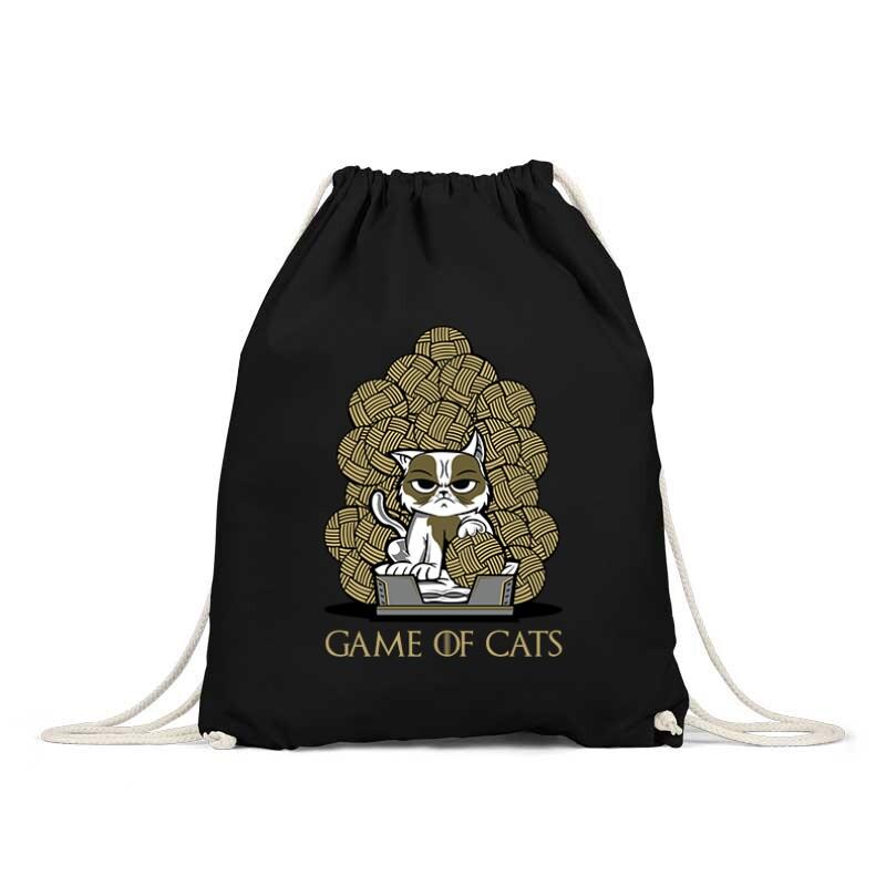 Game Of Cats Tornazsák