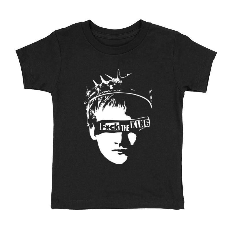 Fuck The King Gyermek póló