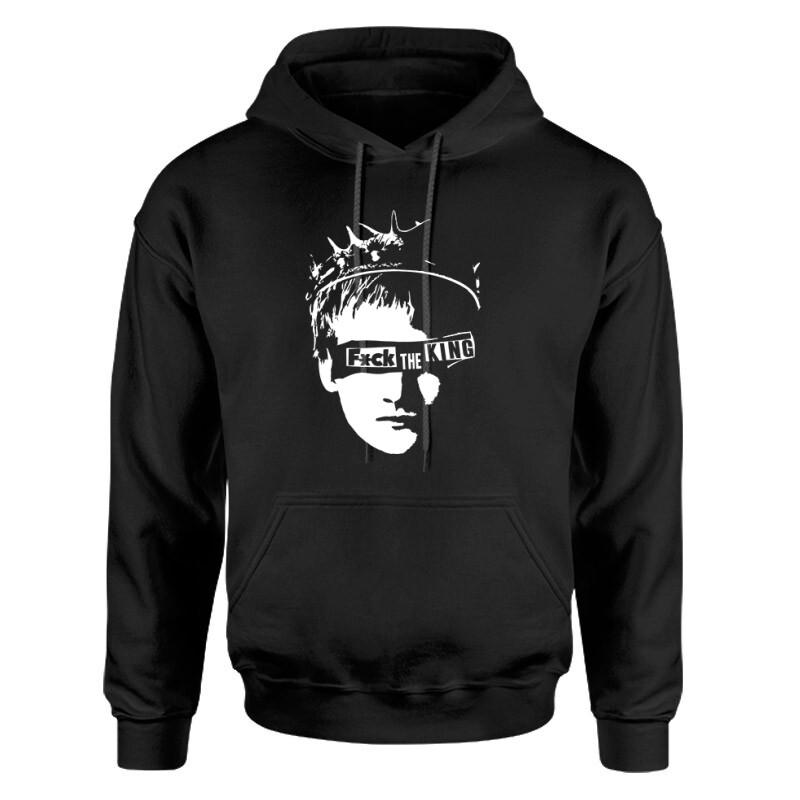 Fuck The King Unisex pulóver