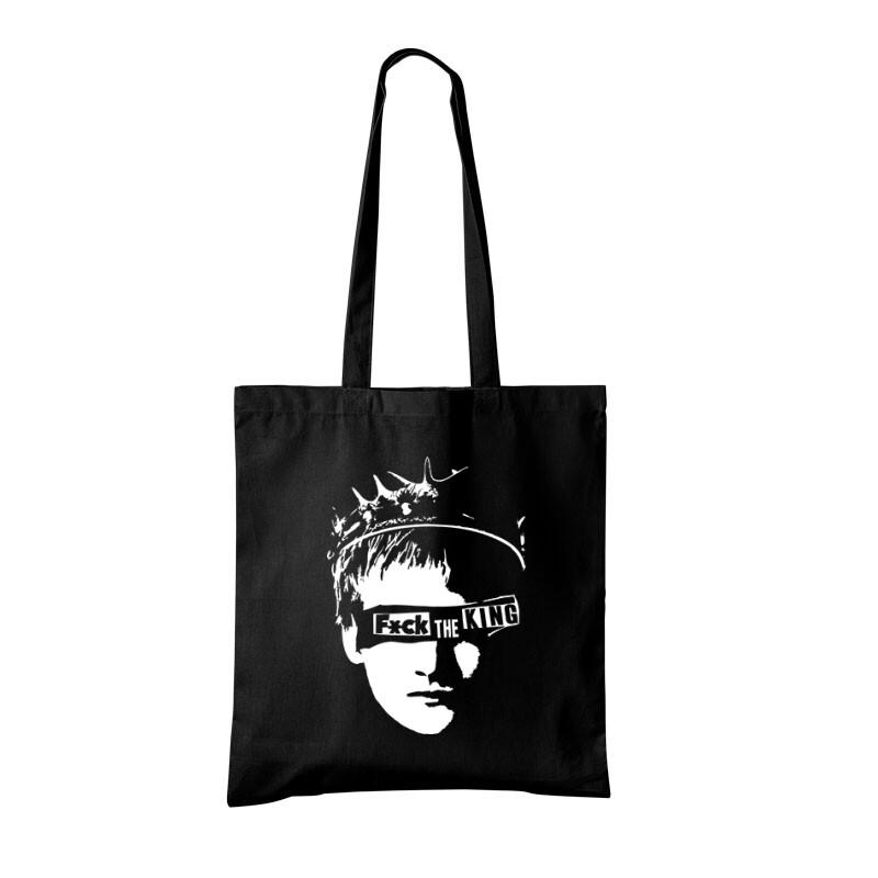 Fuck The King Bevásárló táska