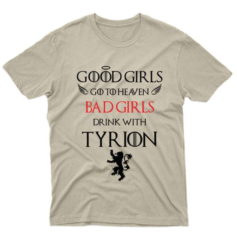 Bad Girl Drink... Férfi póló