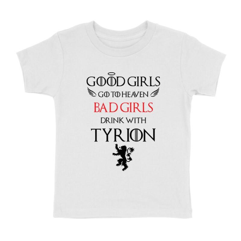 Bad Girl Drink... Gyermek póló