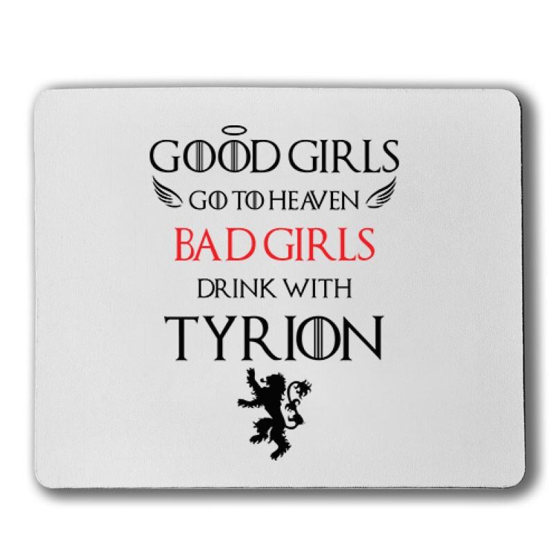 Bad Girl Drink... Egérpad