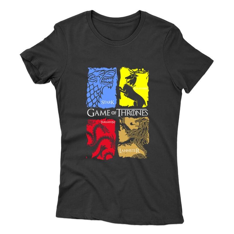 For Houses Női póló