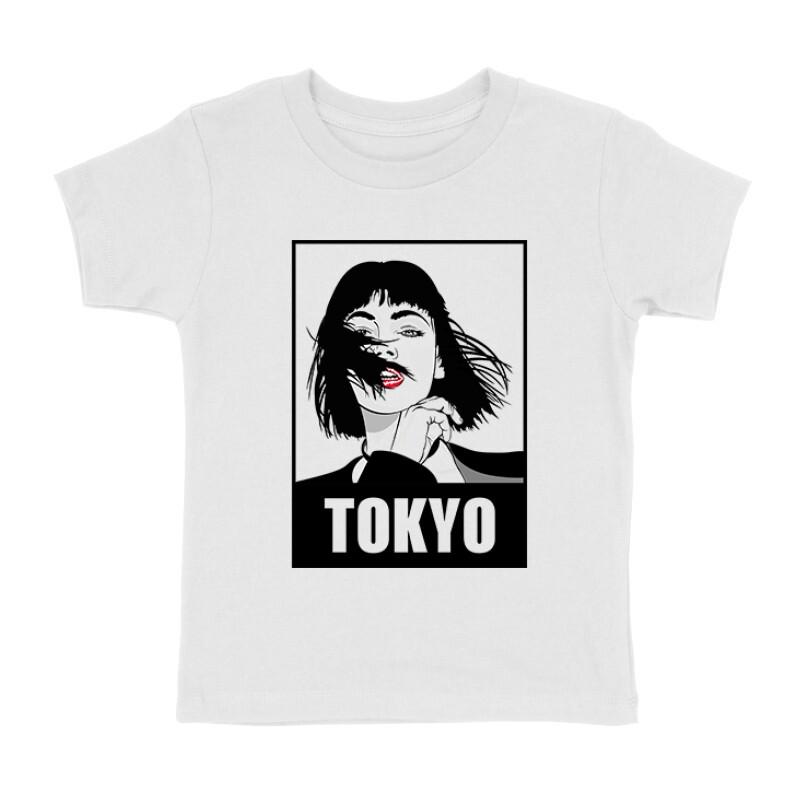 Tokyo Minimal Gyermek póló