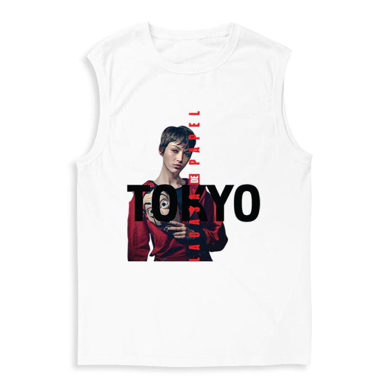 Tokyo Minimal Color Férfi Trikó