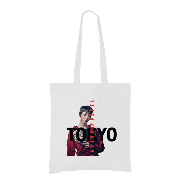 Tokyo Minimal Color Bevásárló táska