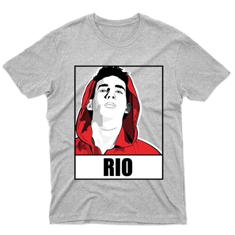 Rio Minimal Férfi póló
