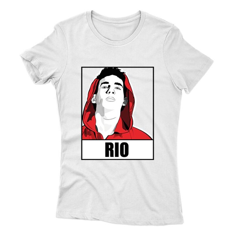 Rio Minimal Női póló