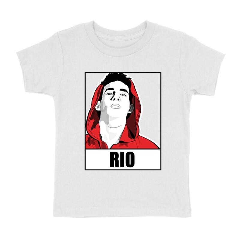 Rio Minimal Gyermek póló