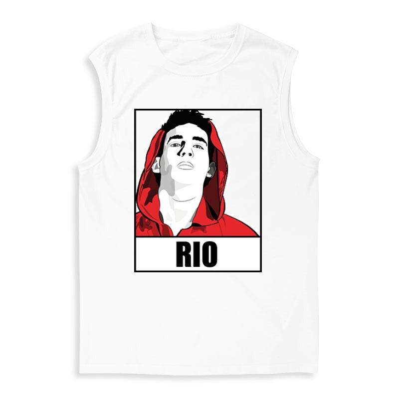 Rio Minimal Férfi Trikó