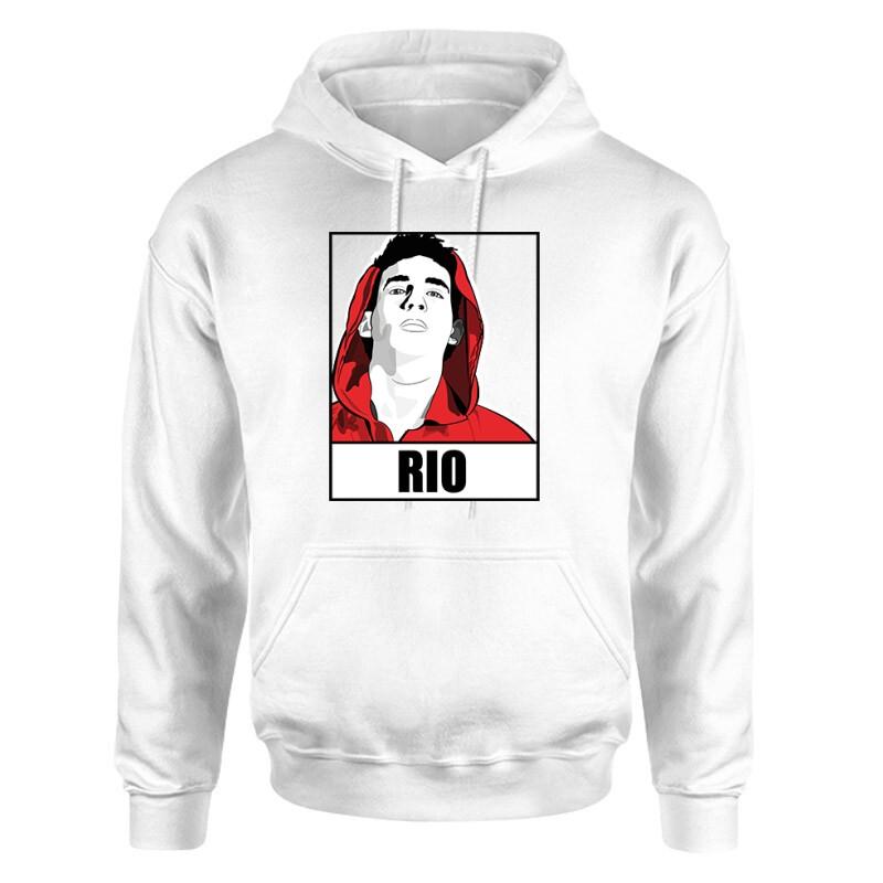 Rio Minimal Unisex pulóver