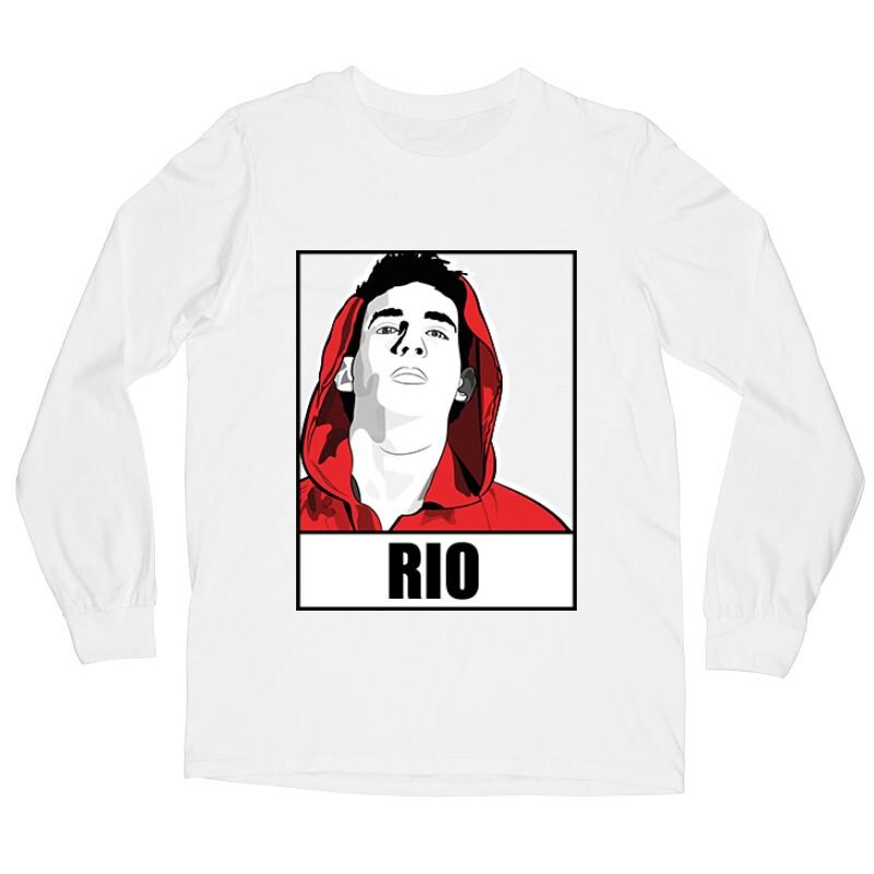 Rio Minimal Hosszú ujjú póló