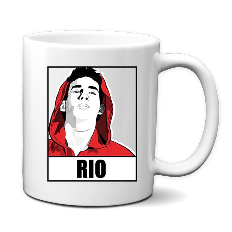 Rio Minimal Bögre