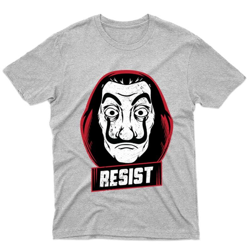 Resist Férfi póló