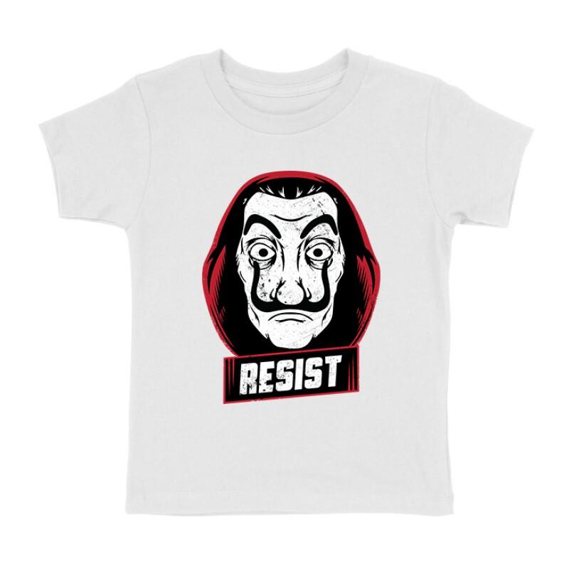 Resist Gyermek póló