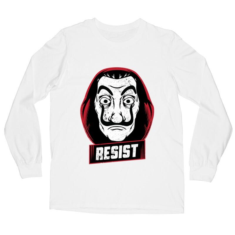 Resist Hosszú ujjú póló